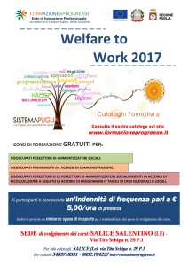 Welfare To work 2017